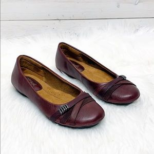 Euro Soft by Sofft Shaina Slip on Flats/ Shoes